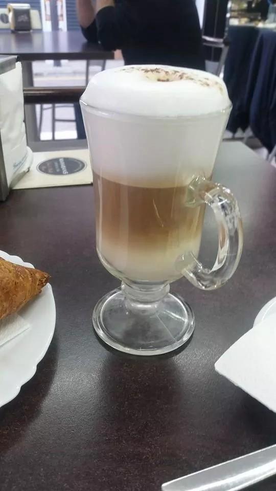 Coffees pretty good